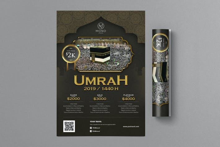 Thumbnail for Umrah Flyer 1