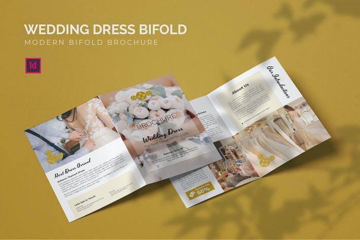 Thumbnail for Robe de mariée - Brochure bifold