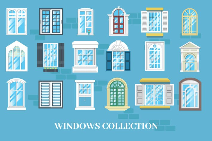 Thumbnail for Window Collection
