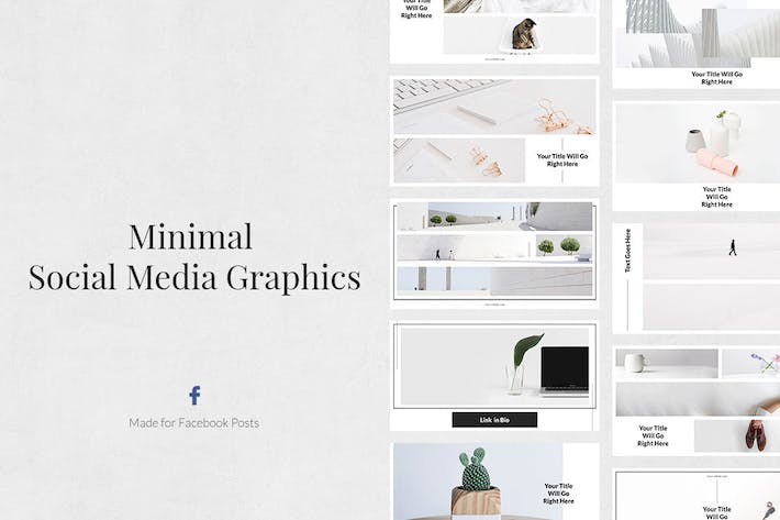 Thumbnail for Minimal Facebook Posts