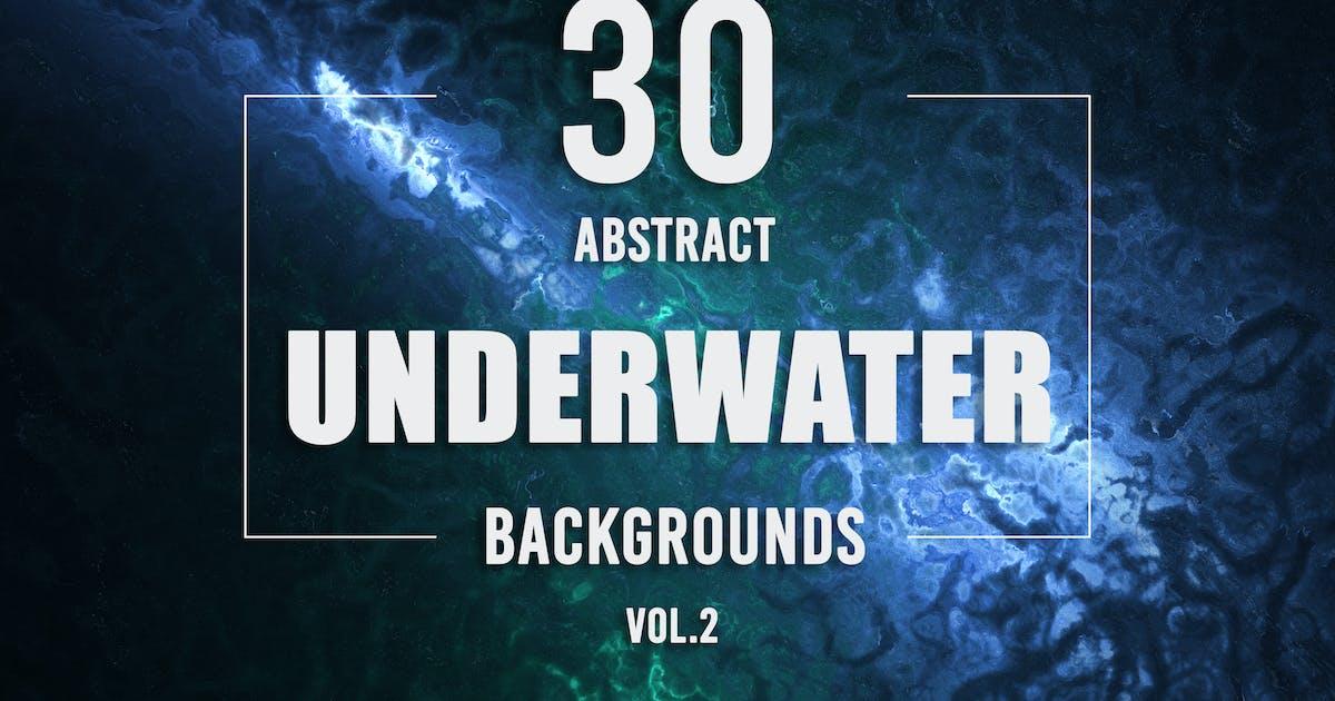 Download 30 Abstract Underwater Backgrounds - Vol. 2 by Eldamar_Studio