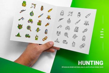 Jagen - Icons