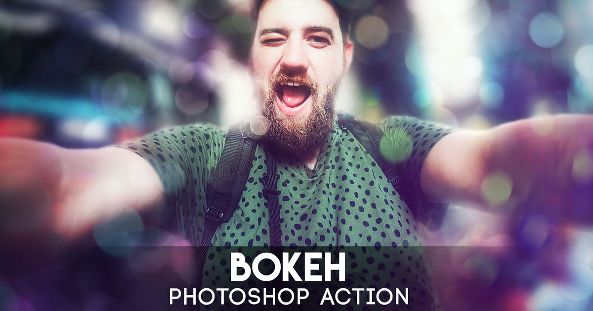 Download Bokeh Photoshop Action by Eugene-design