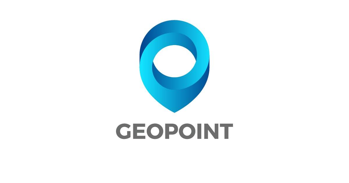 Download Logo Geo Point Map Navigation by Sentavio