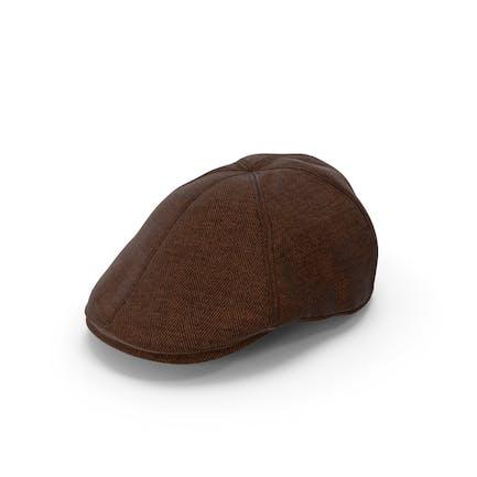 Men's Hat Brown