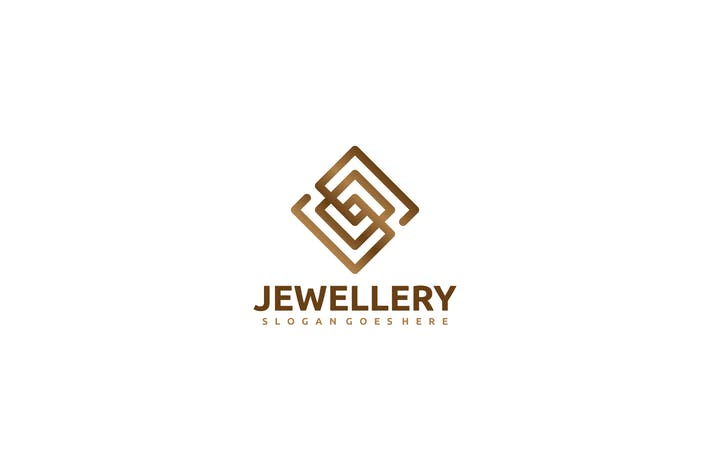Thumbnail for Luxurious Jewelry Logo