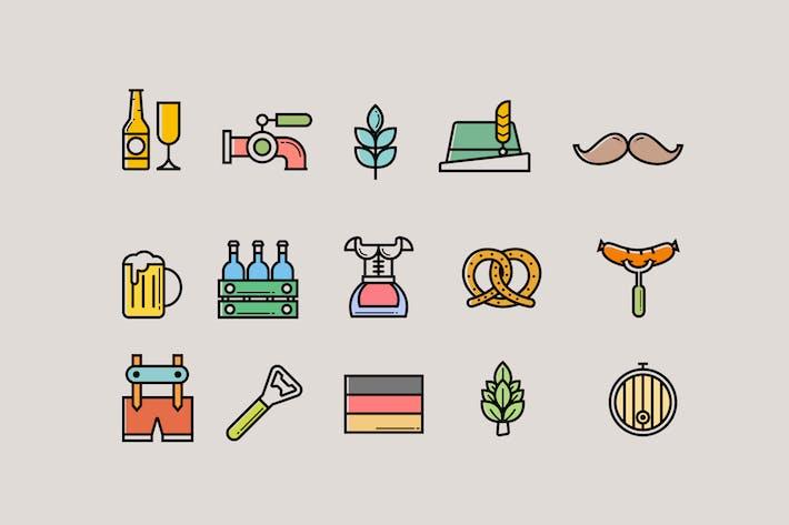 Thumbnail for 15 Íconos del Oktoberfest