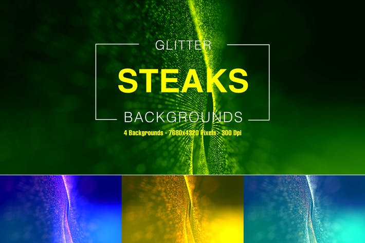 Thumbnail for Glitter Steaks