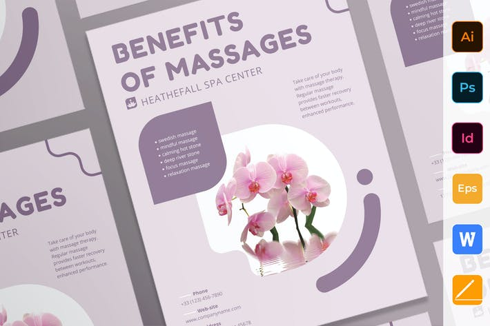 Thumbnail for Massage Poster