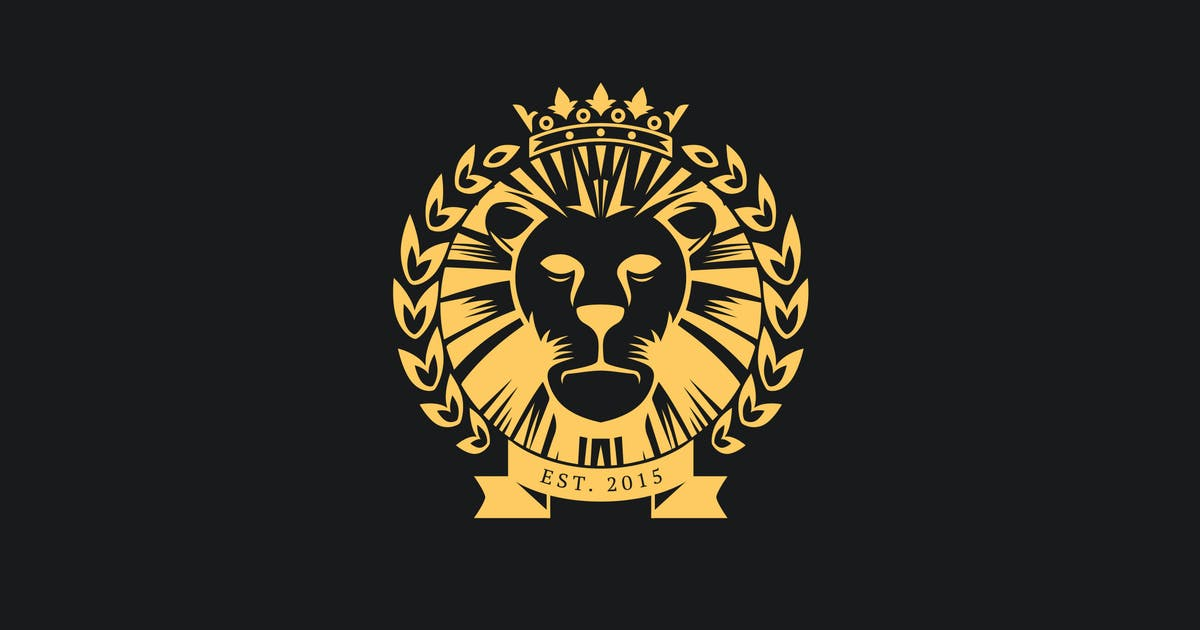 Download Lion Casino Logo by CurlyThemes