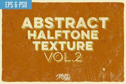 10 Abstrakte Halbtontextur Vol.2