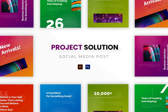 Thumbnail for Project Solution Socmed Post