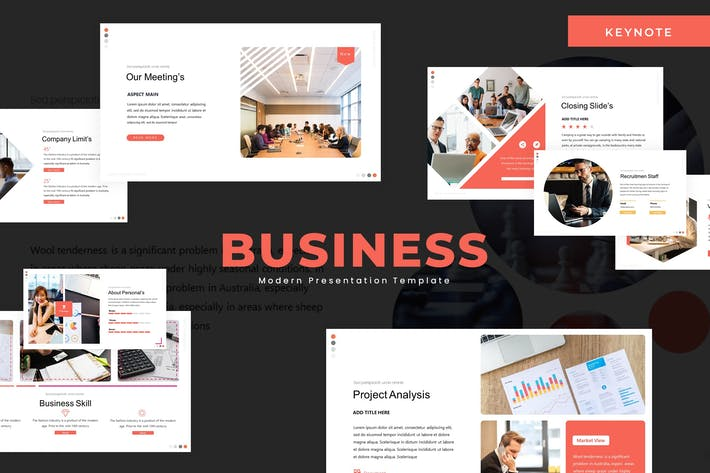 Thumbnail for Business - Google Slide Template