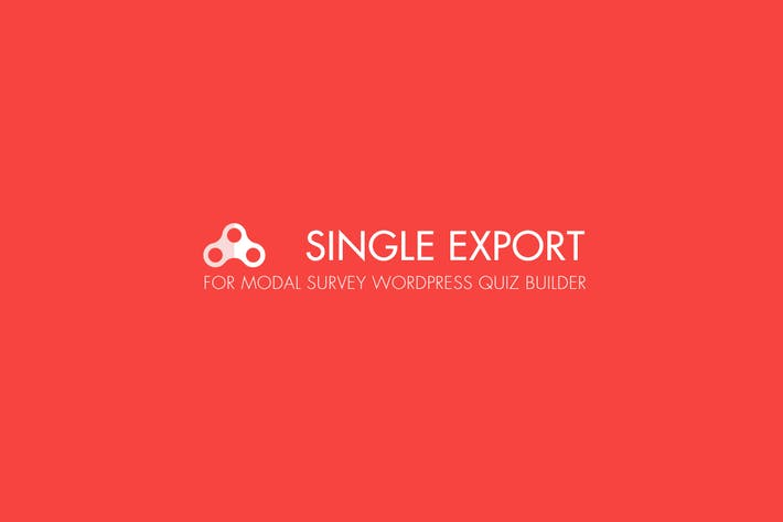 Thumbnail for Modal Survey - Single Export