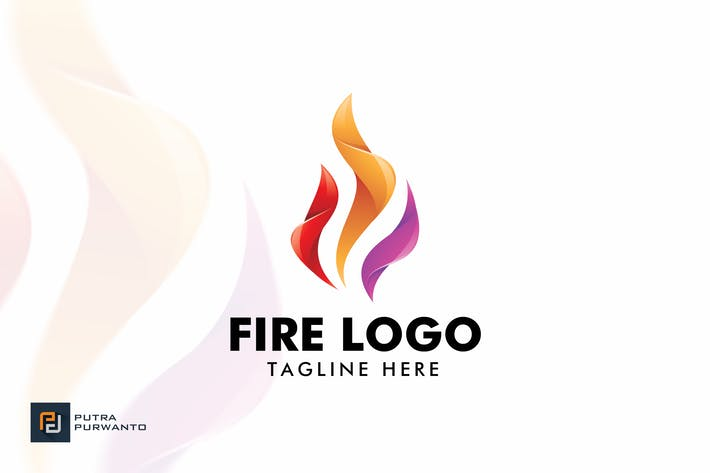 Thumbnail for Fire - Logo Template