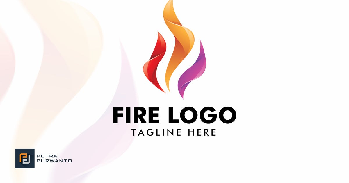 Download Fire - Logo Template by putra_purwanto