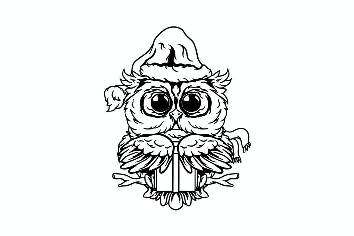 Thumbnail for Owl Christmas
