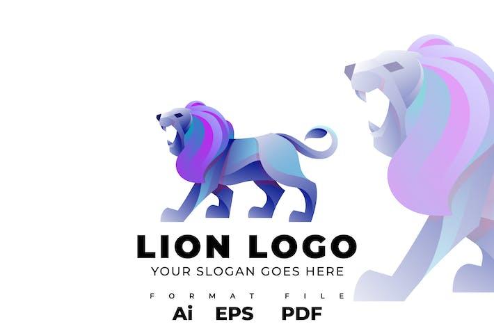 Thumbnail for Lion Logo Template