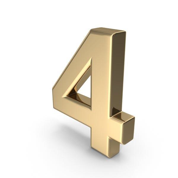 Thumbnail for 4 Goldfarben