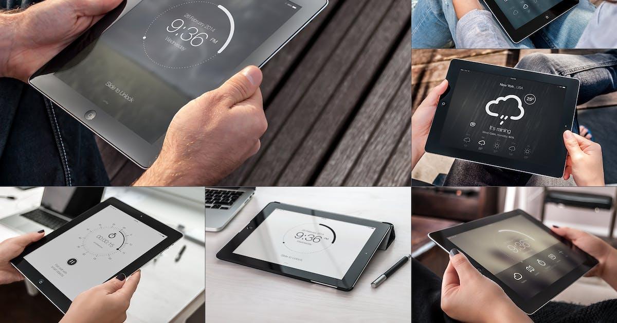 Download Tablet Mock-up by yogurt86