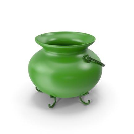 Maceta Verde