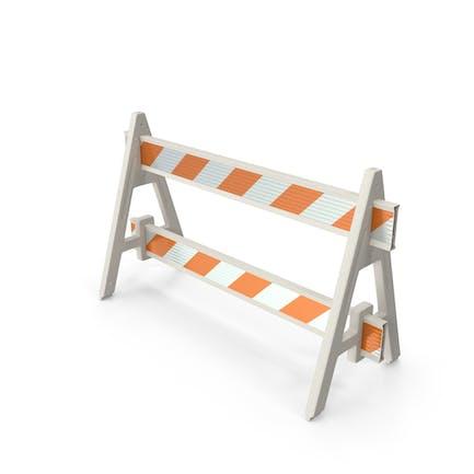 A Frame Barricade New