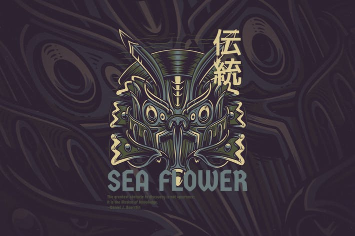 Thumbnail for Sea Flower