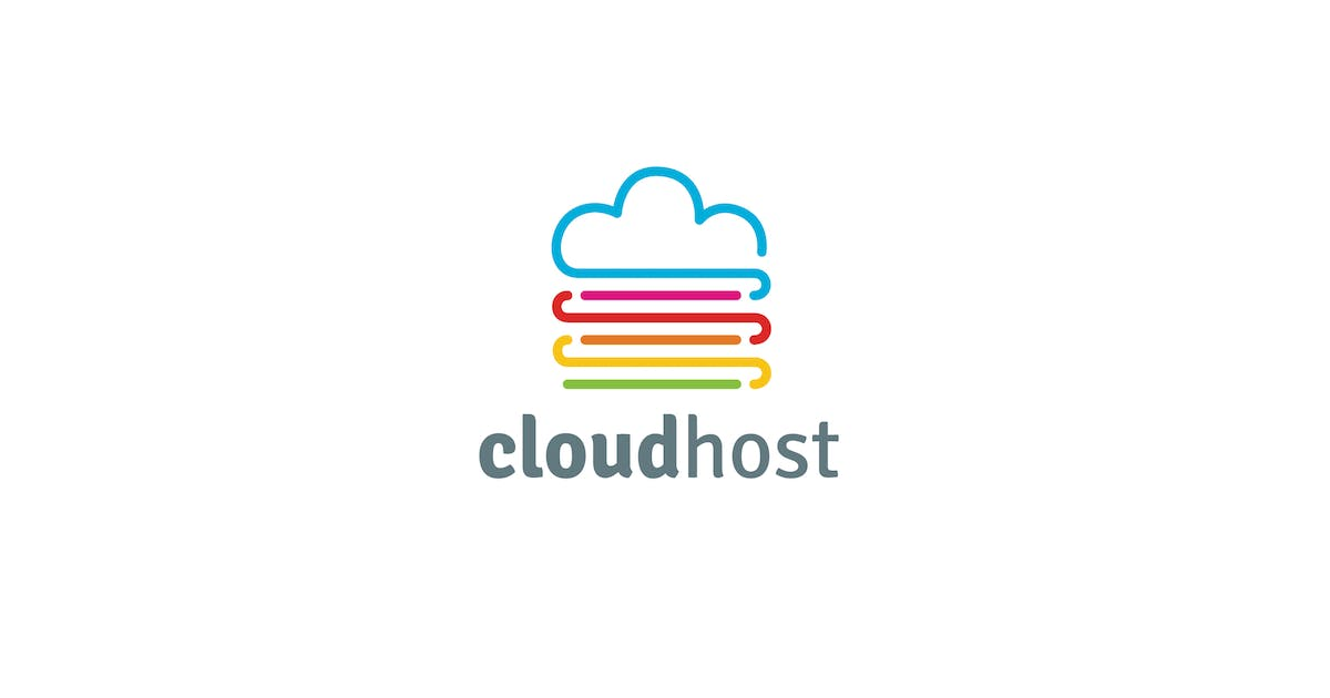 Download Cloud Host Logo Template by Be_Themes