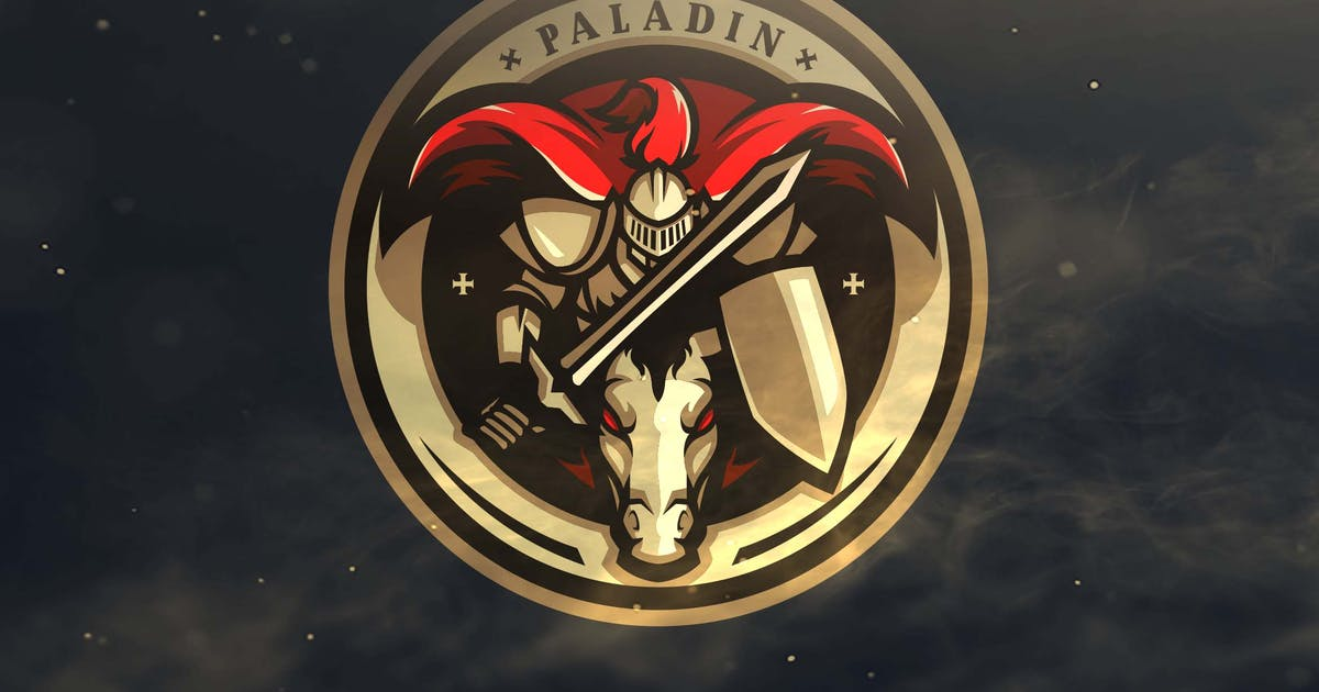 Download Paladin Sport and Esports Logos by ovozdigital