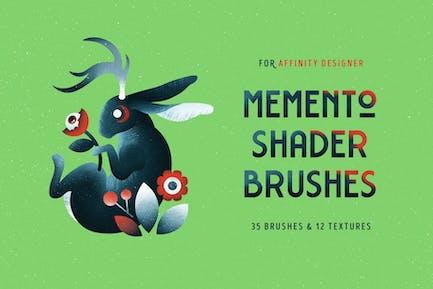 Shader Brushes for Affinity