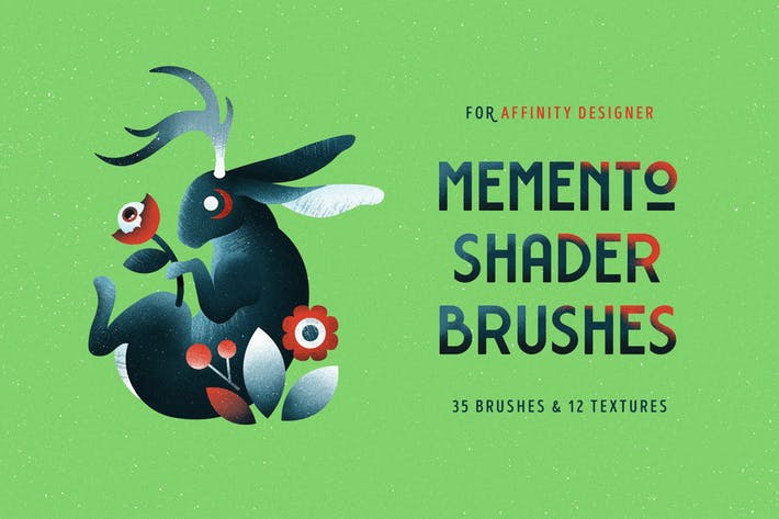 Thumbnail for Shader Brushes for Affinity