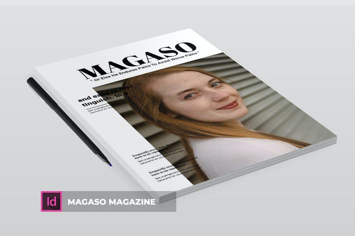 Thumbnail for Magaso | Magazine