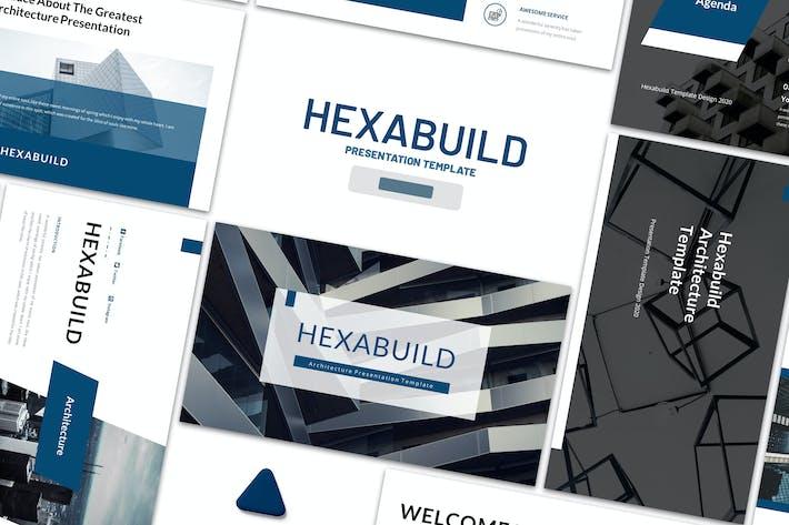 Hexabuild - Architecture PowerPoint Template