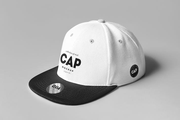 Thumbnail for Cap Mock-up