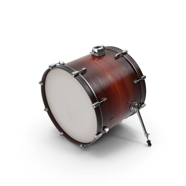 Бас барабан