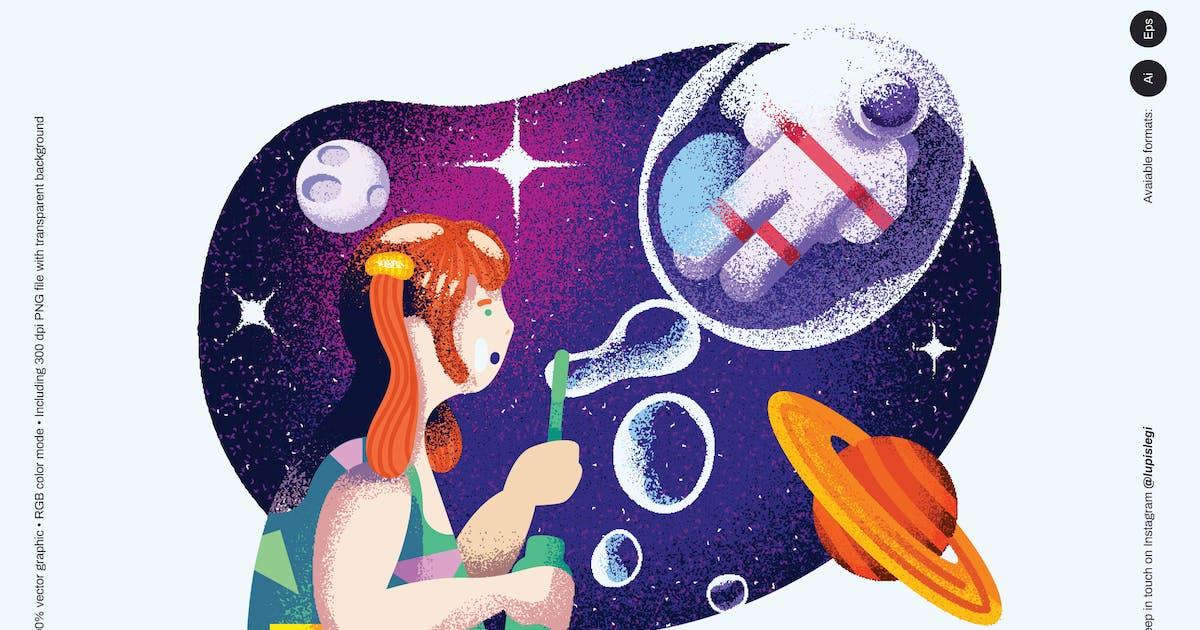 Download Bubble of Dream by lupislegi