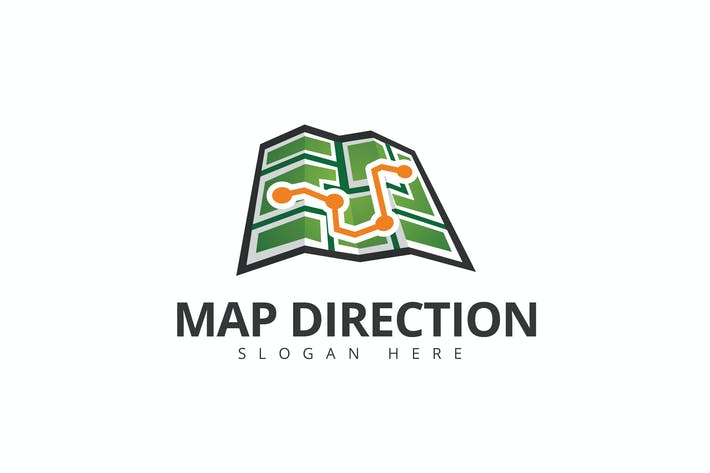 Thumbnail for Map Direction Logo