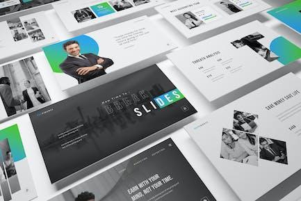 Payfinance Google Slides Presentation Template