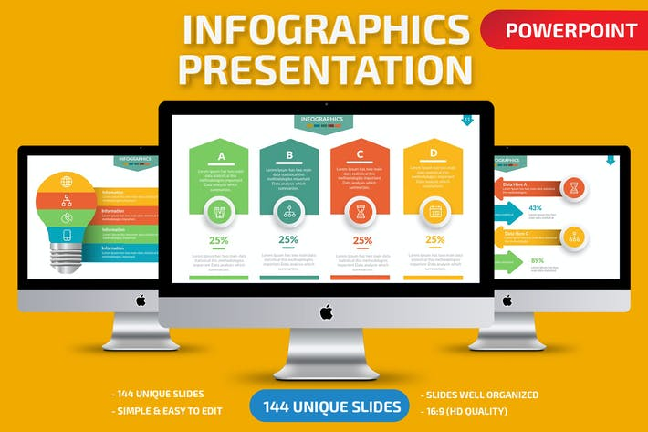 Cover Image For Infographics Powerpoint