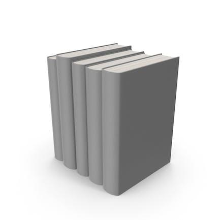 Kit de libros grises