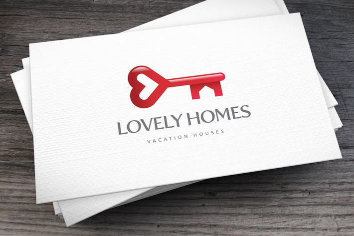 Thumbnail for Lovely Homes Logo Template