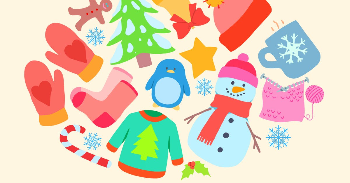 Download Winter Symbols by Jumsoft