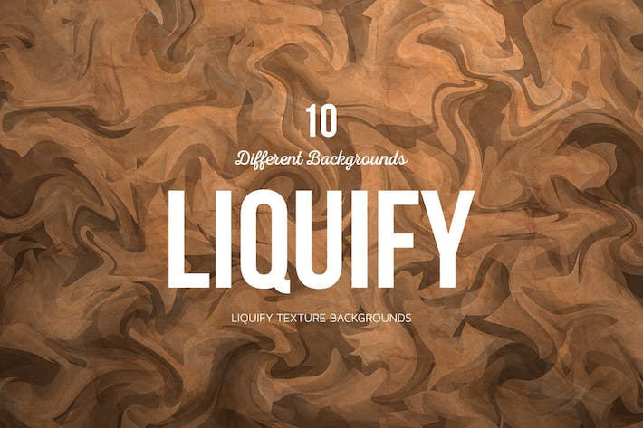 Thumbnail for Liquify Texture Backgrounds