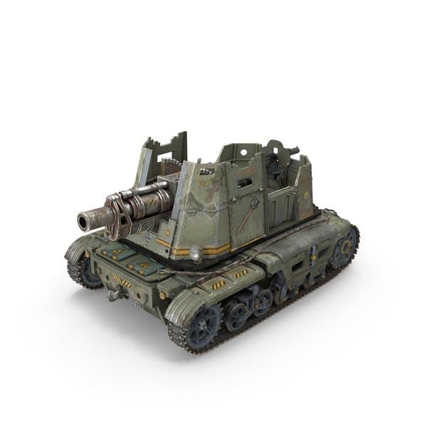 Thumbnail for Post Apocalyptic Tank