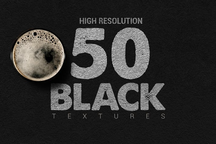 Thumbnail for Bundle Black Textures Vol1 x50