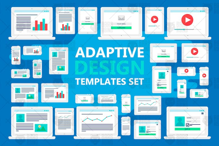 Thumbnail for Adaptive Design UI Elements