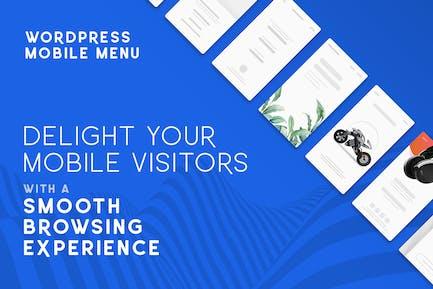 TapTap: un Plugin de Menú Móvil súper Personalizable