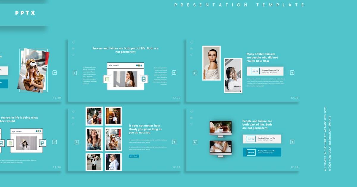 Download Vourcein Presentation Template by aqrstudio