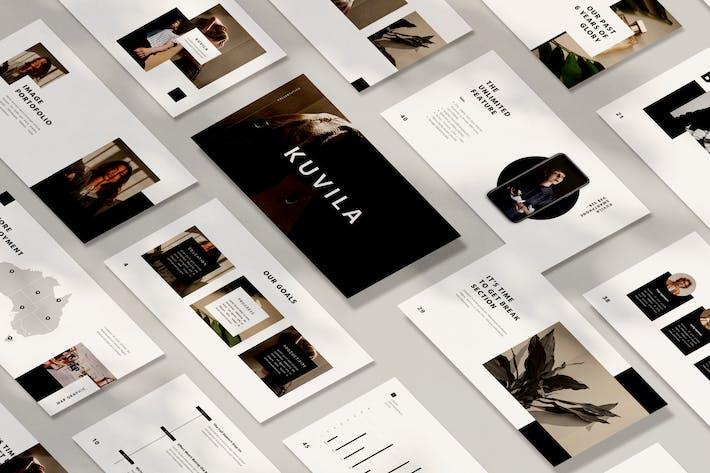 Thumbnail for Kuvila Powerpoint