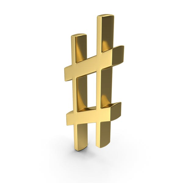 Sharp Sign Symbol Logo Icon